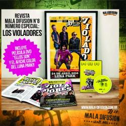 DVD ELLOS SON + REVISTA +...
