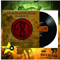 De Romanticistas Shaolin's...