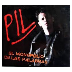 MONOPOLIO DE LAS PALABRAS