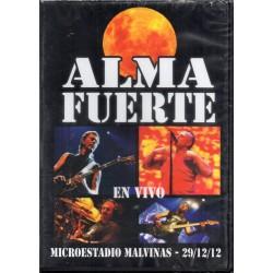 DVD  EN VIVO  ISLAS MALVINAS