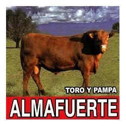 Almafuerte Toro y Pampa