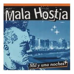 """Mala Hostia Cd """"Mil y Una..."""