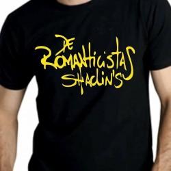 Remera de romanticistas...