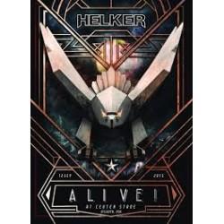 Helker DVD ALIVE