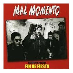 """Mal Momento Cd """"Fin de Fiesta"""""""
