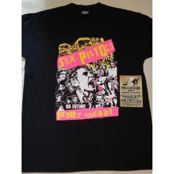Sex Pistols Remera Pretty...