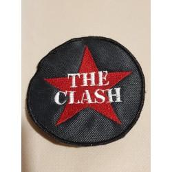 The clash Parche Bordado