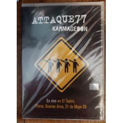 """Attaque 77 DVD Doble """"..."""
