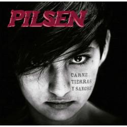 """PILSEN CD """"CARNE TIERRAS Y..."""