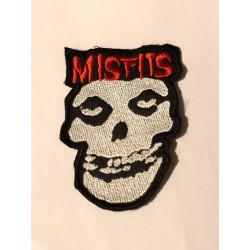 MisFits parche bordado