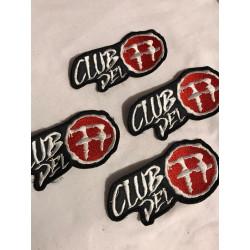 Club Del 77 Parche Bordado