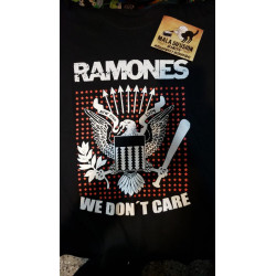 Ramones Remera We don´t Care