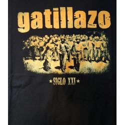 Gatillazo Remera Siglo XXI