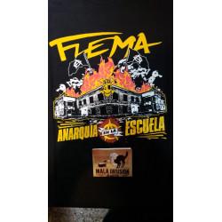 """Flema Remera """"Anarquía En..."""
