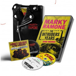 Marky Ramone The Intruders...