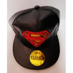 SUPERMAN GORRA DE CUERO...