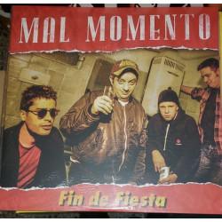 """Mal Momento """"Fin De Fiesta""""..."""