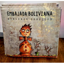 EMBAJADA BOLIVIANA CD...