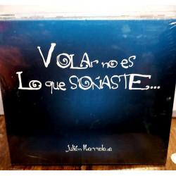 """Julian Ibarrolaza CD """"Volar..."""