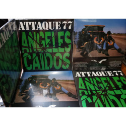 "ATTAQUE 77 ""ANGELES CAIDOS""..."