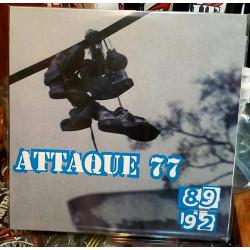 """ATTAQUE 77 """"89 92"""" VINILO..."""