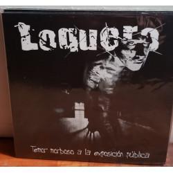 """LOQUERO """"TEMOR MORBOSO...""""..."""