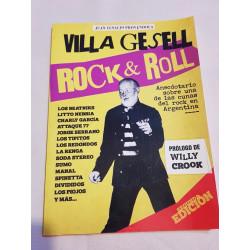 VILLA GESELL ROCK & ROLL LIBRO