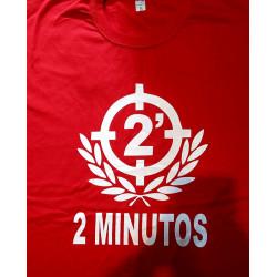2 MINUTOS REMERA