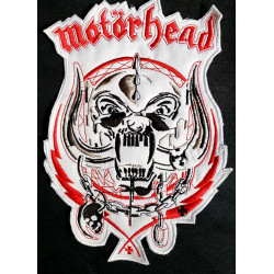 MOTORHEAD PARCHE BORDADO (...