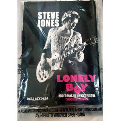"Steve Jones ""Lonely Boy"""