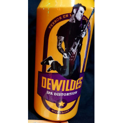 "Dewildes ""Ipa Distortion"""