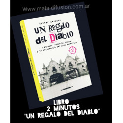 """LIBRO 2 MINUTOS """"UN REGALO..."""