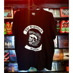 THE EXPLOITED REMERA