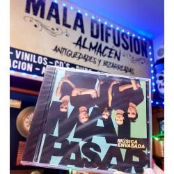 MAL PASAR MUSICA ENVASADA CD