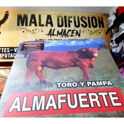 Almafuerte - Toro y Pampa...